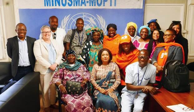 Violences sexuelles liées aux conflits : La Représentante spécial du Secrétaire général de l'ONU à Mop