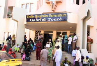 Hôpital Gabriel Touré : Les blocs opératoires fermés