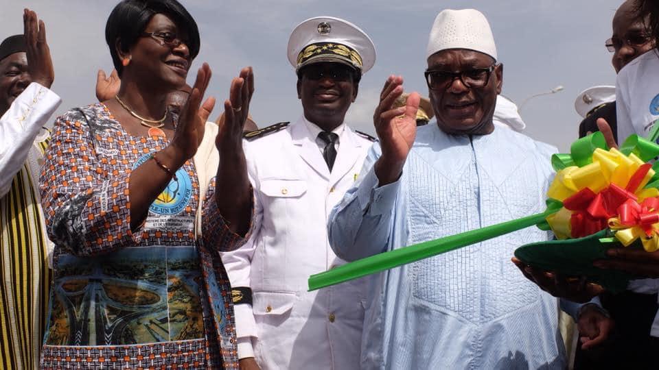 Échangeur de Sikasso : Chose promise, chose due