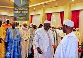 Poursuite du dialogue social au Mali : IBK échange avec les chefs religieux