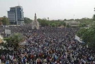 Marche du 5 avril à Bamako : Le pari réussi de l'imam Dicko