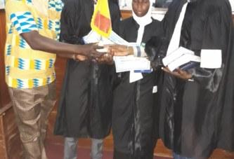 11e édition du concours international génies en herbe OHADA (Lomé 2019) : Le Mali sera représenté par l'équipe de la FDPRI