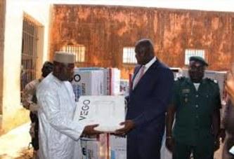 Prison centrale de Bamako : Le geste apprécié du ministre de la Justice et des Droits de l'homme