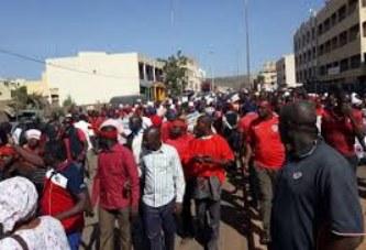 Négociations gouvernement-Syndicats de l'éducation signataires du 15 Octobre 2016 : Le mot d'ordre de grève est maintenu