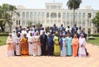 Conseil de ministres inaugural du Gouvernement Boubou Cissé : IBK rend hommage à SBM