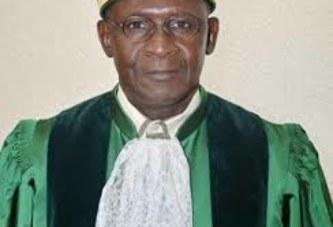 Cour de justice de l'UEMOA : Daniel Tessougué installé dans ses fonctions de président