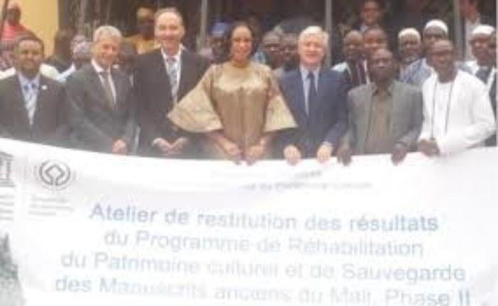 43eme session du Comité du patrimoine mondial de l'UNESCO : La culture malienne à l'honneur