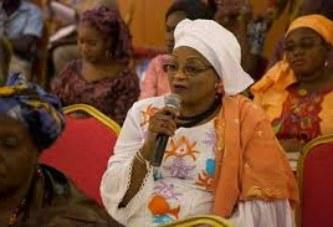 CAFO : La grosse caduque de Mme Dembélé Oulématou Sow