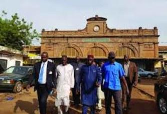 Cheminots du Mali : '' Les travailleurs sont dans un vide juridique aujourd'hui'' dixit le secrétaire général du SYTRAIL