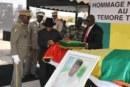 Education : Le ministre de l'Education natioanle Dr Témoré Tiouleta a tiré sa révérence