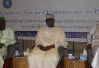 Forum public sur la gouvernance : L'engagement ferme des acteurs