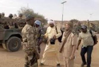 Sécurité : l'armée reconstituée à Kidal