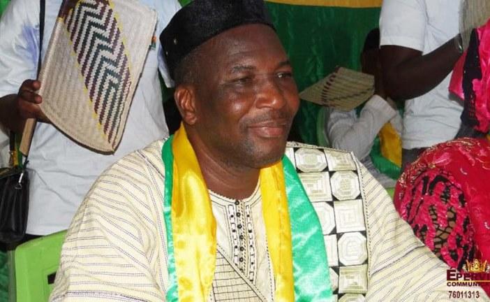 L'honorable Mamadou Diarrassouba: Un homme politique qui a l'estime des siens