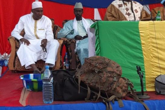 """3e édition de la prêche de Radio """"Unité"""": L'Imam Abdoul Moumine Mallé invité les fidèles musulmans à soutenir la radio"""