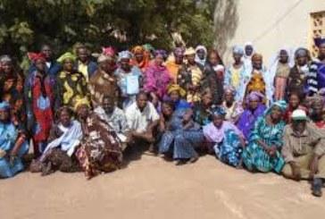 Violence faites aux femmes vulnérables : L'AFE-Mali sensibilise