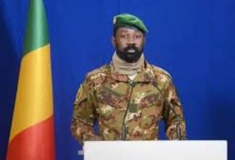 Assimi Goita président du CNSP : « Je voudrais vous faire la promesse que nous gagnerons la guerre qui nous a été imposée »