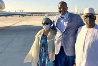Après un séjour médical aux Émirats arabes unis : IBK est de retour au pays