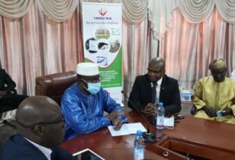 Visite à la citée universitaire de Kabala : le ministre Amadou Keita s'imprègne des situations et rassure