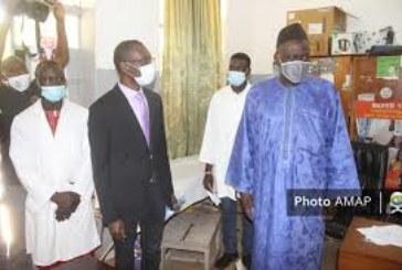 Hôpital dermatologique de Bamako : Des initiatives pour soulager les souffrances des malades de la peau