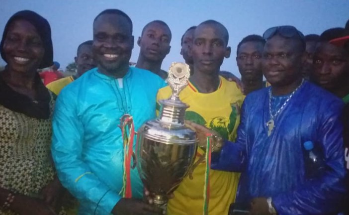 1ère édition de la coupe Kassoum Tangara : L'équipe Benkadi s'empare de la victoire