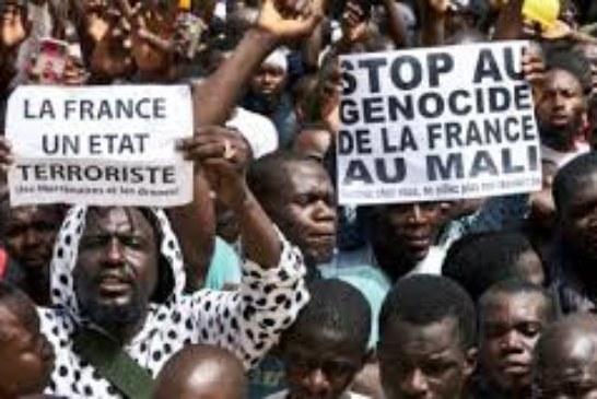 Mouvement yerewolo debout sur les remparts : Une grande marche contre la présence de l'armée française au Mali