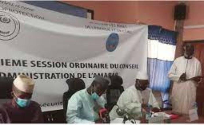 AGENCE MALIENNE DE RADIOPROTECTION (AMARAP) : Suivi peu satisfaisant des recommandations de la vérification financière effectuée en 2019