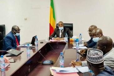 Coopération Mali -Banque Mondiale : Le Ministre SANOU entame les discussions avec le Groupe de la Banque Mondiale pour une reprise effective des opérations