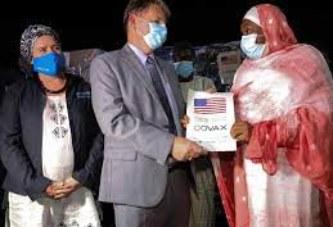 Covid-19 : 151 200 doses de vaccin offert au Mali