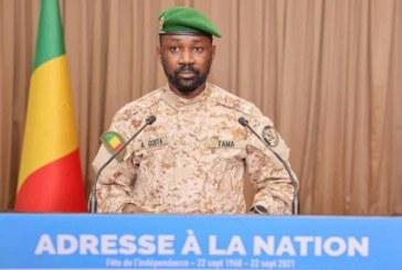 Adresse du Colonel Assimi Goita à la nation : « Une vaste campagne d'audit des services publics est actuellement en cours par les soins… »