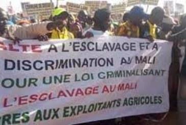 Violence liée aux pratiques de l'esclavage par ascendance dans la region de Kayes : La CNDH condamne et interpelle les autorités