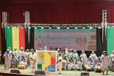 Nuit de la paix : Un grand rendez-vous culturel qui a tenu toutes ses promesses