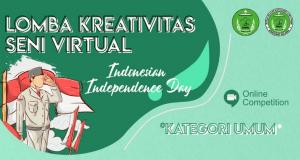 Lomba Kreatifitas Seni Virtual