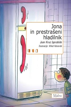 Jona in prestrašeni hladilnik - Jona