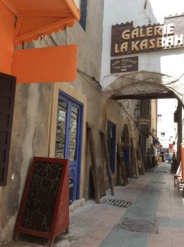 Essaouira Galerie La Kasbah