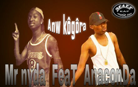 Anaconda ft MR NIDA – Awn Kogora