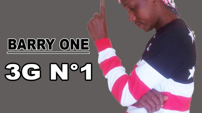 Barry One – 3G N°1
