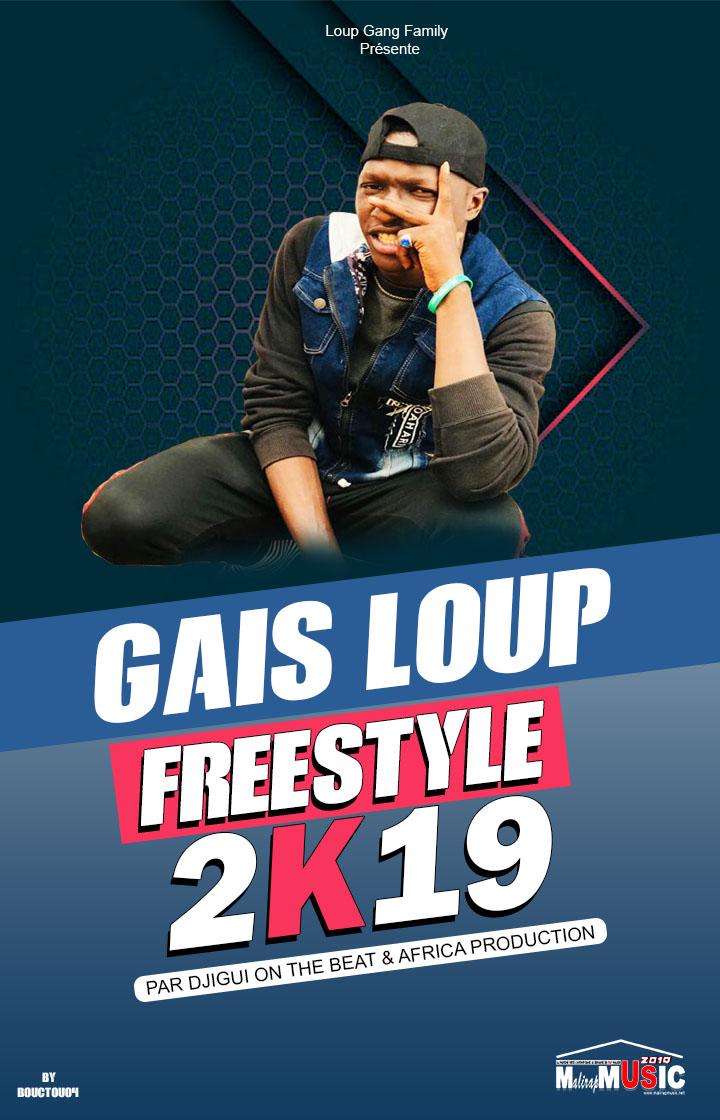 GAIS LOUP – FREESTYLE 2K19