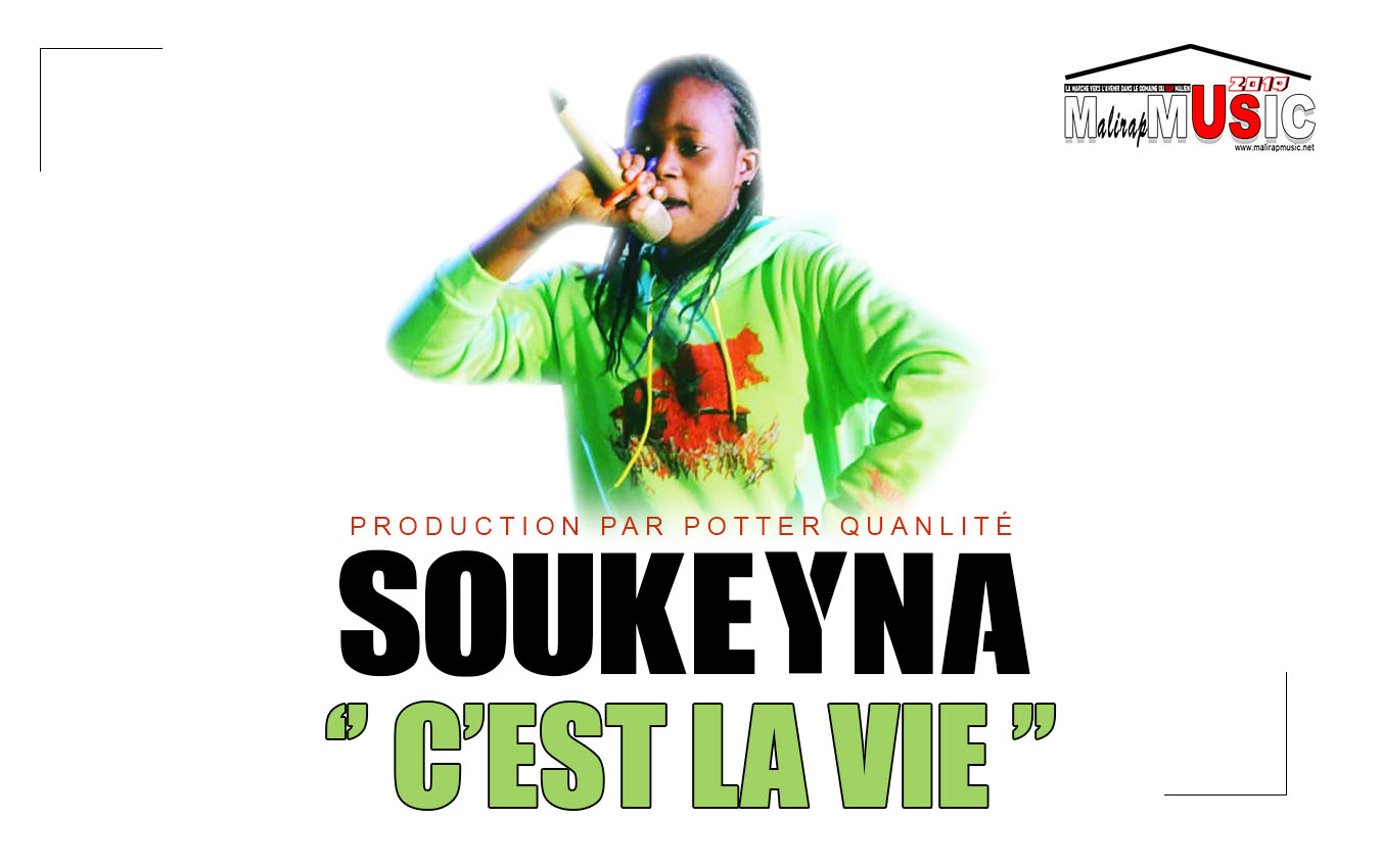 SOUKEYNA – C'EST LA VIE