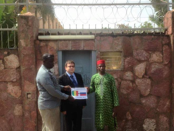 Bamako : Un groupement d'associations sollicite l'implication de la Russie dans la résolution de la crise au Mali