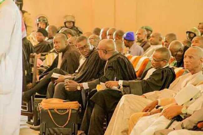 Les photos temoignant l'ouverture du procès de Amadou Haya Sanogo à Sikasso