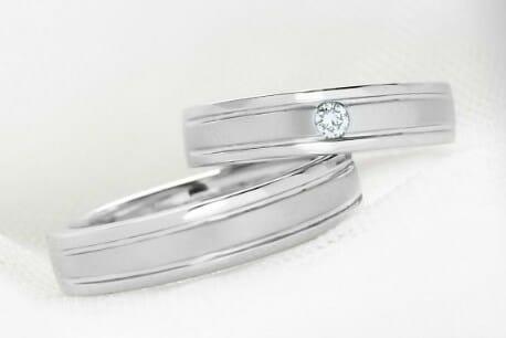 Perbedaan Perhiasan Titanium dan Perak