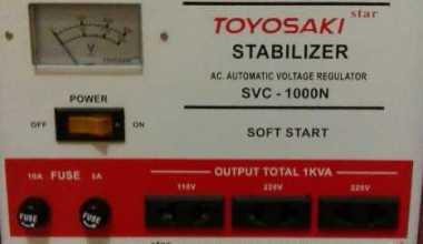 Harga Stabilizer Terbaru Lengkap