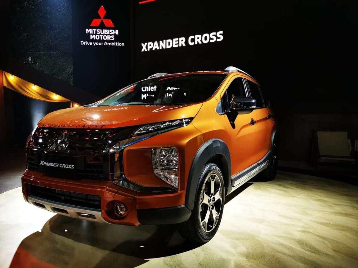 Mitsubishi Xpander Crossover, Kombinasi dari MPV dan SUV