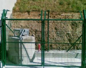 Puerta-serie-redonda Puerta serie redonda