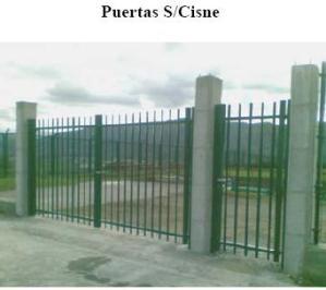 Puertas-cisne Puertas cisne