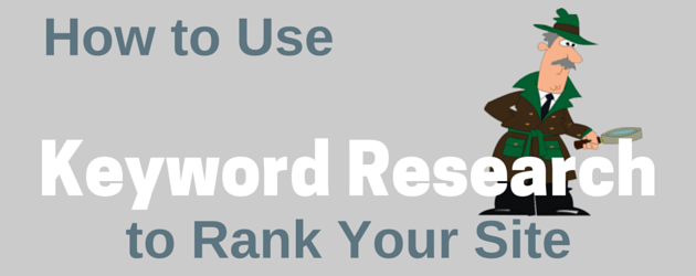 keyword strategies for ranking in google