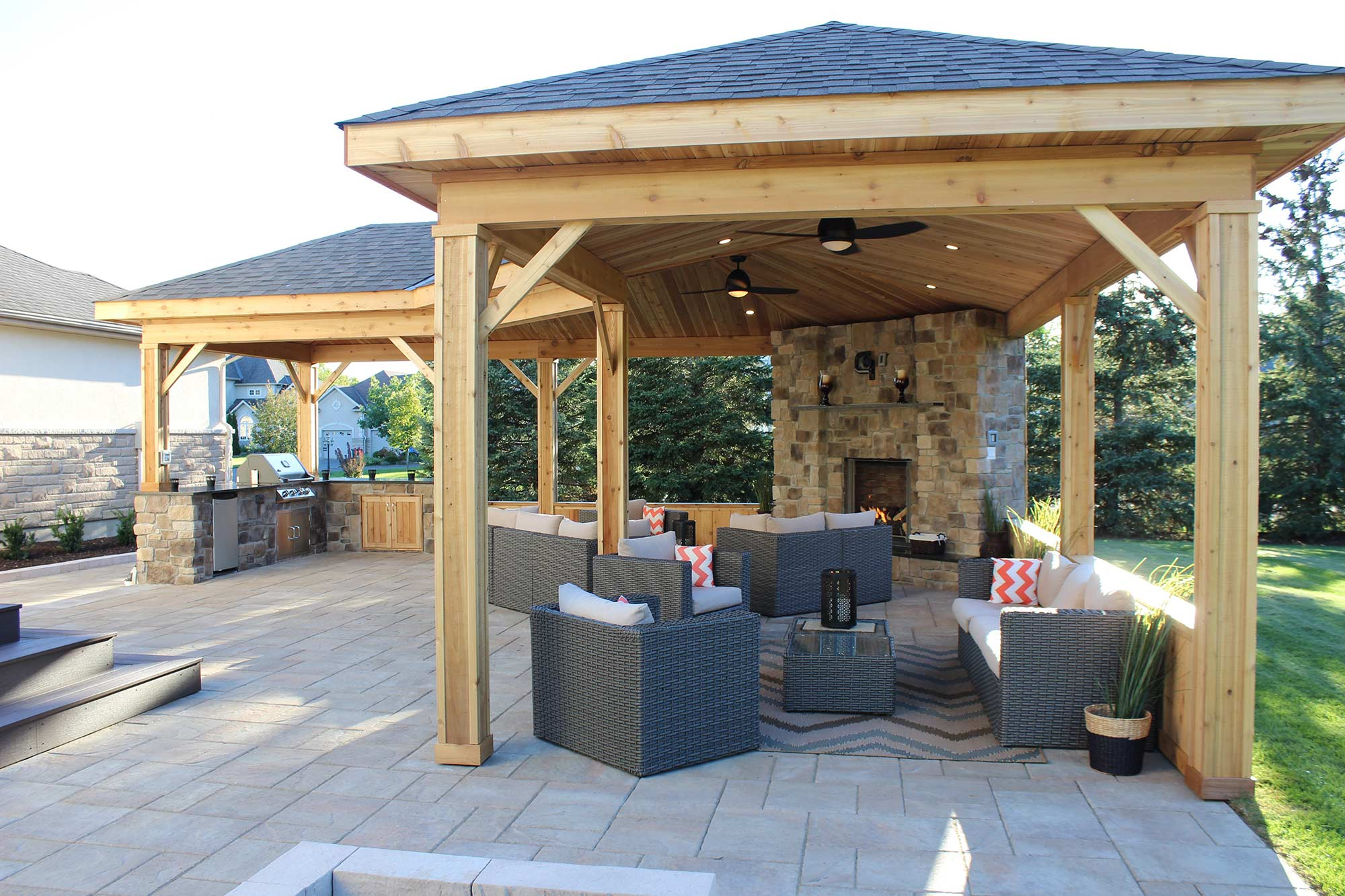 Backyard Retreats - Ideas for Your Home on Backyard Retreat Ideas id=78650
