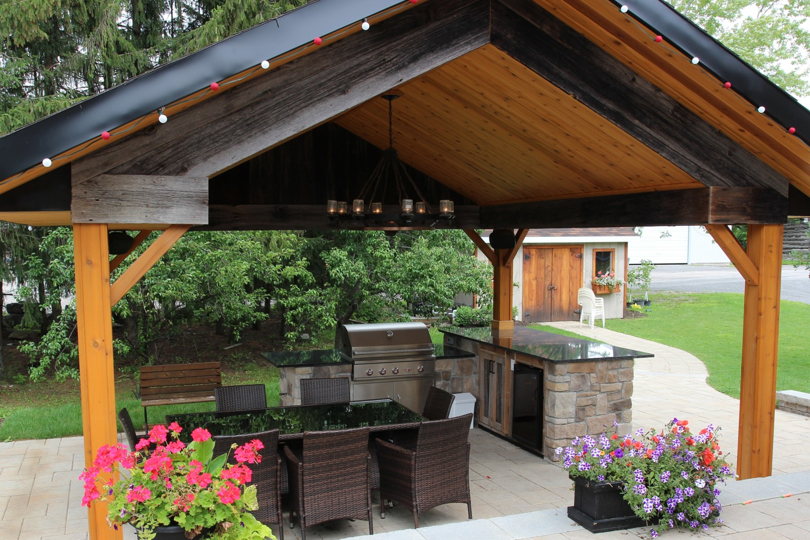 Backyard Retreats - Ideas for Your Home on Backyard Retreat Ideas id=51235