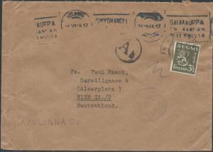109_1944_3,5mk_oliivi_yksin_tuplasens_kuorella_Wieniin_o-44_erikois