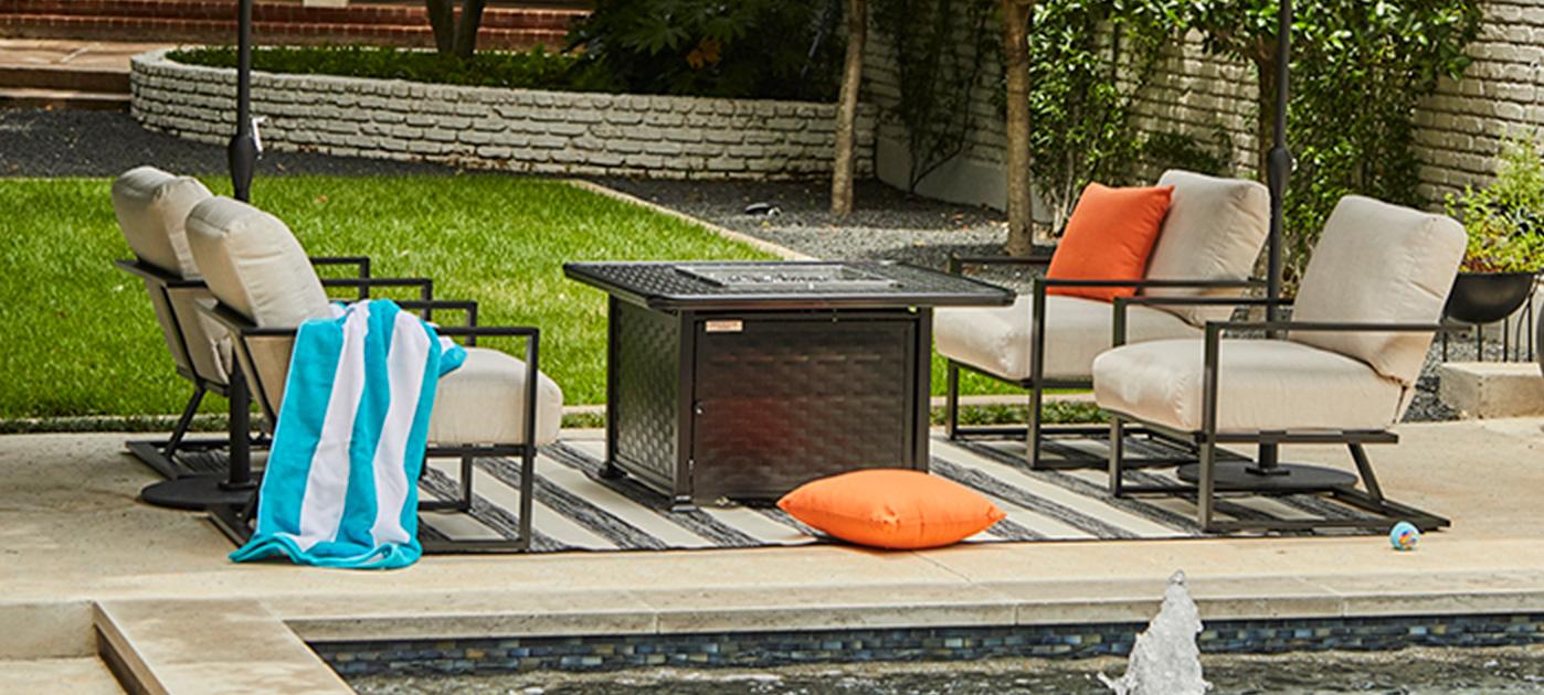patio furniture ideas